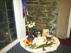 Boveda: Altar for the Ancestors