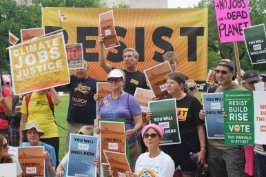 Greenpeace...RESIST!