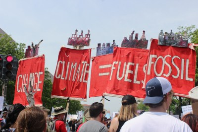 Fossil Fuels = Climate Change
