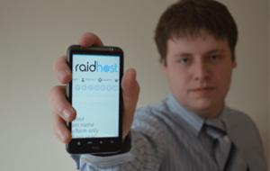 contact raid host