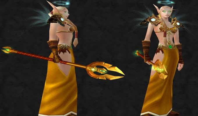 Robes Of The BattleguardWoW GearsWoW