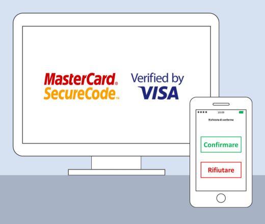 3 D Secure Acquisto Online Sicuro