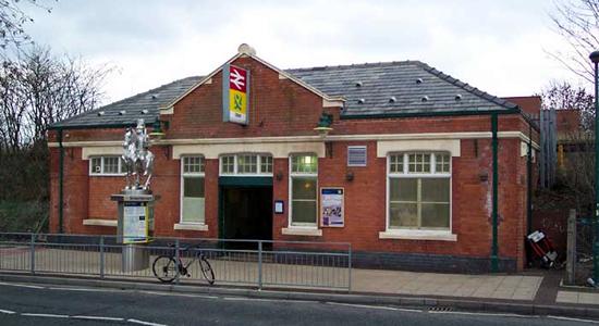 Image result for olton station