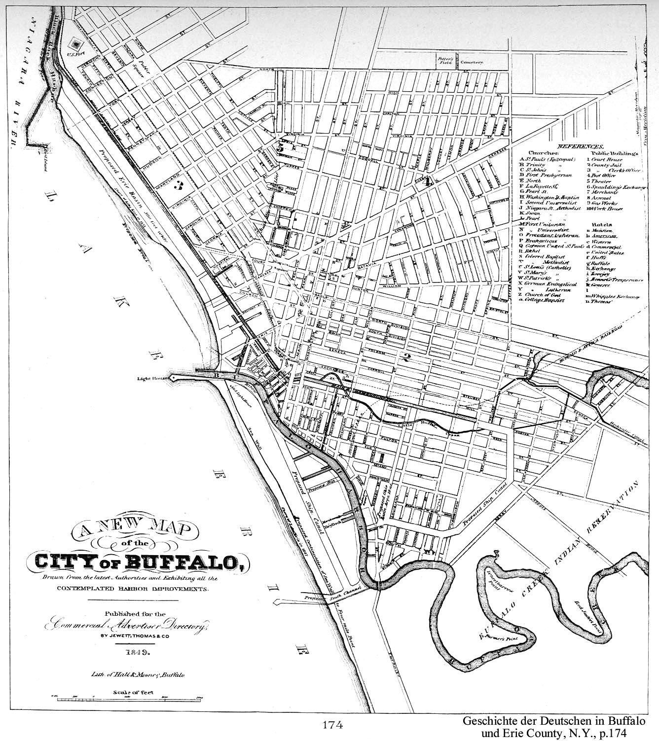 Buffalo Ny Railfan Guide