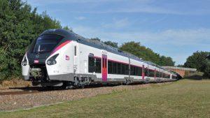 Alstom Coradia Liner SNCF Intercites Nantes - Bordeaux