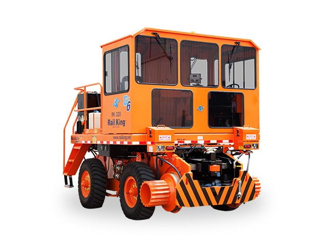rail king rk320 g4