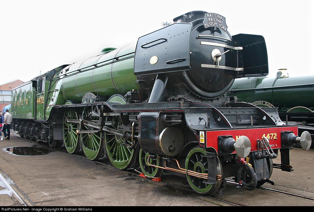 Steam 4-6-2