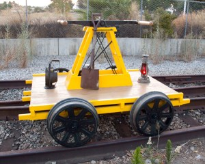 Crazy Bug-Out Vehicle - The Railroad Handcar