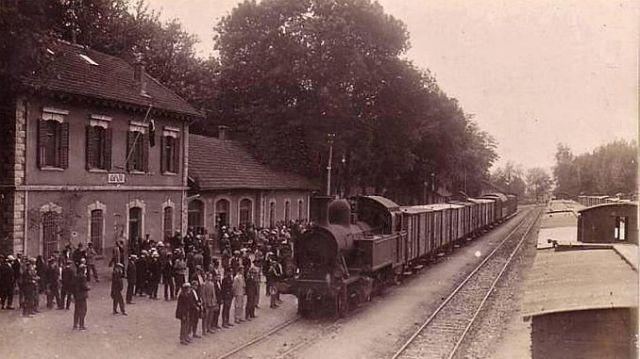 osmanli imparatorlugunda demiryolu ulasimi