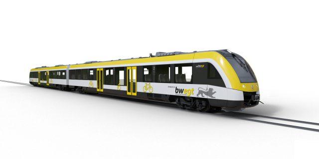 Alstom zCoradia Lint 54 for Baden-Württemberg