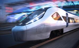 Alstom's proposed HS2 design