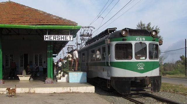 Kuba Demiryollarinin Yenilenmesi Icin Rusya Ile Anlasti