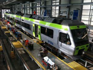 BLS NINA trains modernisation