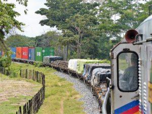 Freight Railway Line