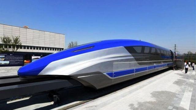 cinin saatte km hiza ulasan trenleri de hizmete girecek