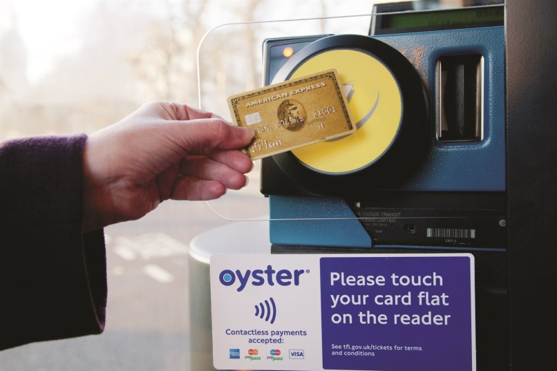 new concept eec41 5f928 Tfl Named Fastest Growing Contactless Merchant In Europe