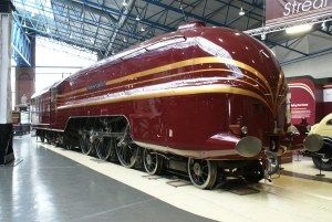 Do you agree with my list of top ten steam locomotives?