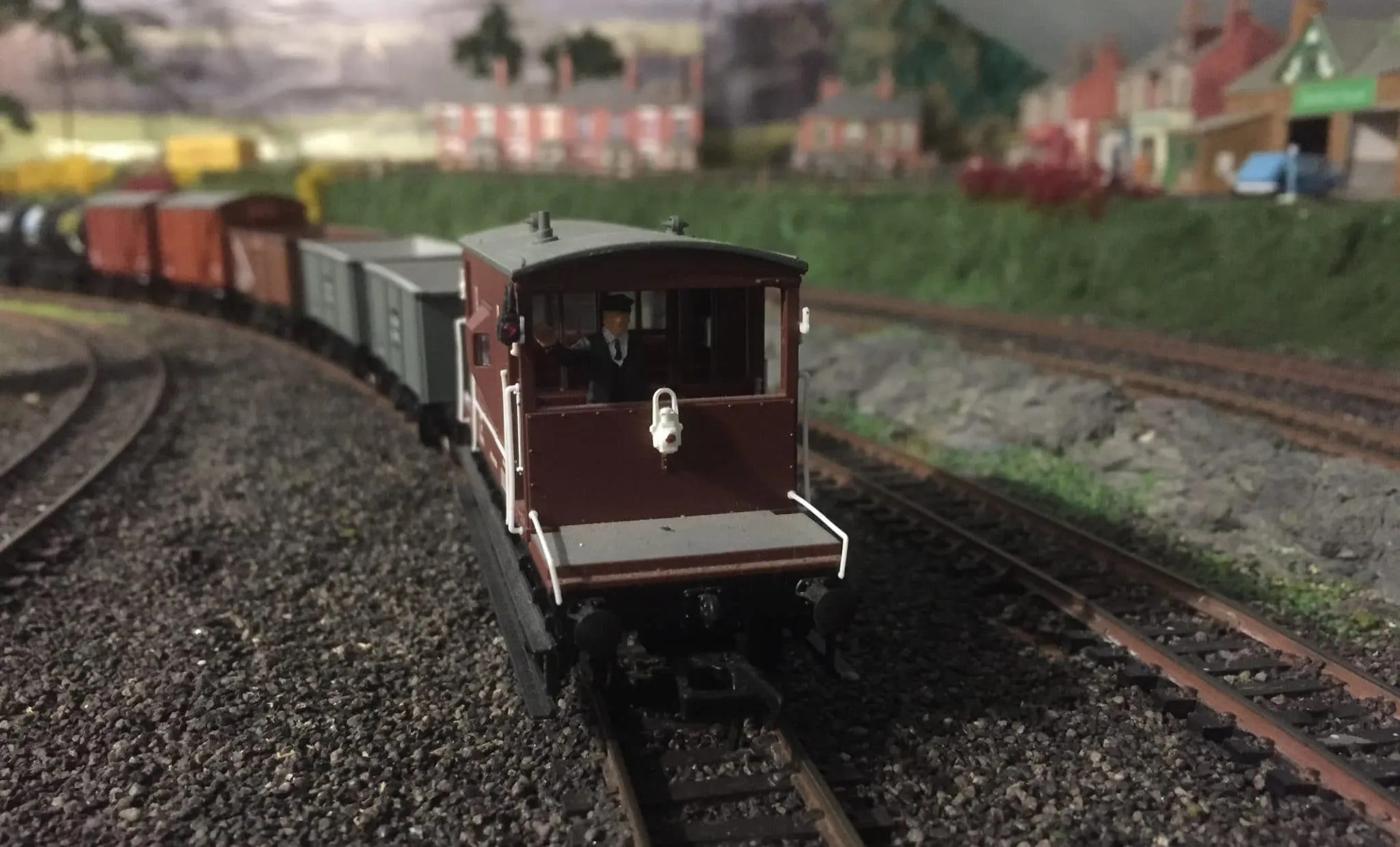 Realistic Model Railway Plans For Train Track Wiring