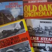Railway books selection