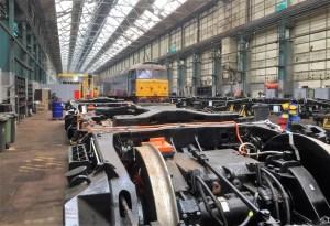 Arlington Fleet Services - Class 47 - 47810 - Eastleigh Works