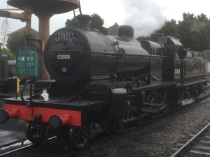 How to go on holiday via the West Somerset Railway