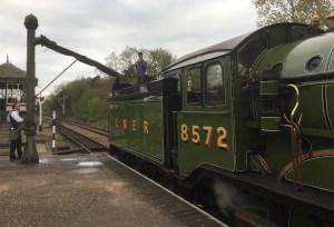 North Norfolk Railway Review