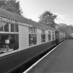 Bath Railway Society Jubilee dinner - Pines Express - Bitton Station