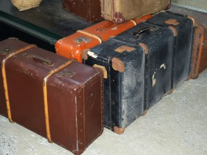 Discover how much luggage can you take on the train