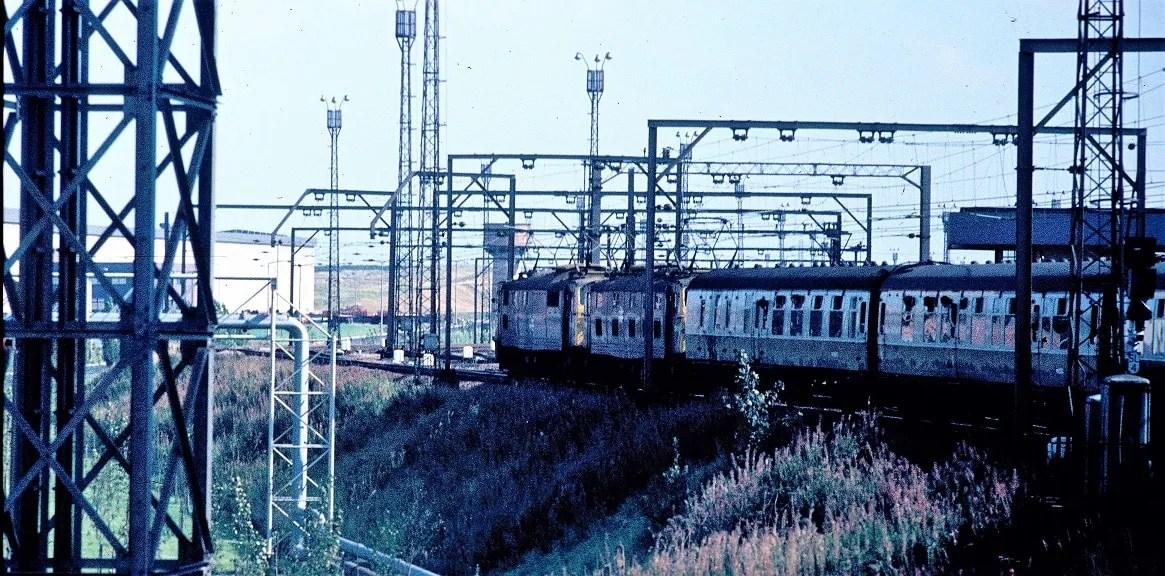 Class 76 pair - Tinsley - ACDC Tour - 1978