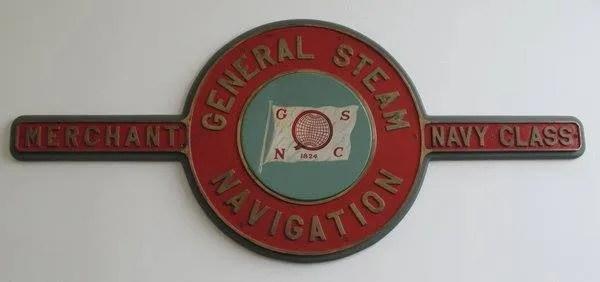General Steam Navigation Locomotive Restoration Society