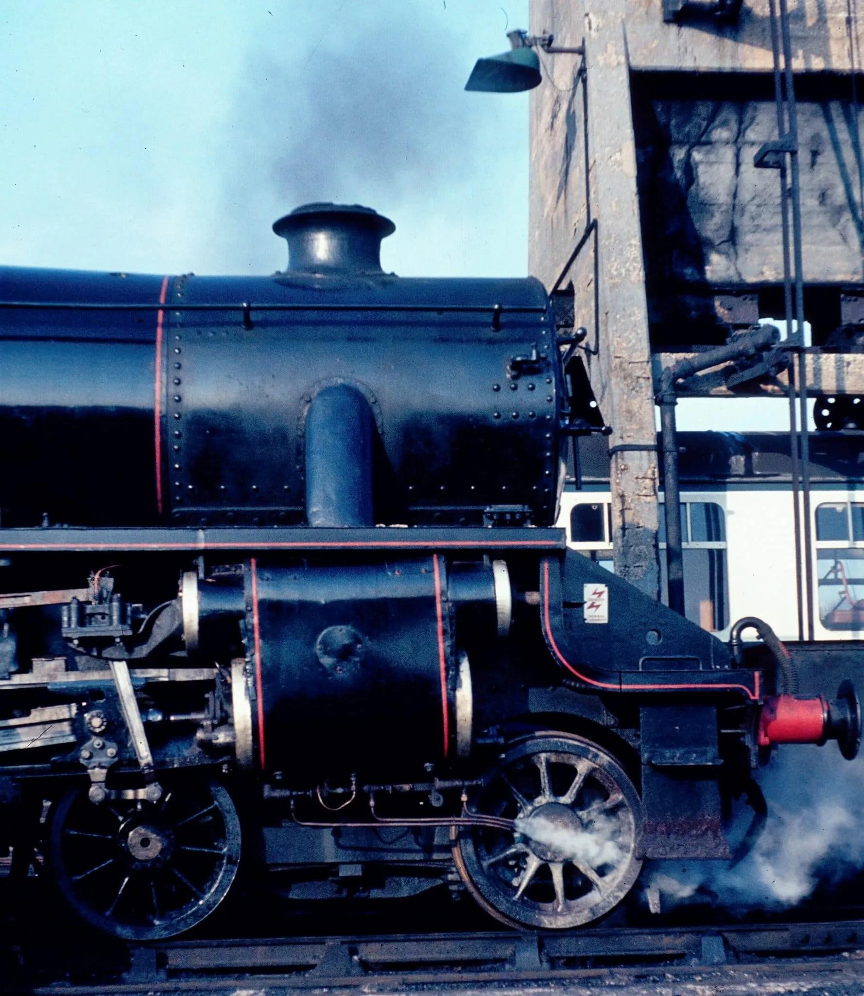 Steam loco Stanier Black Five 5407