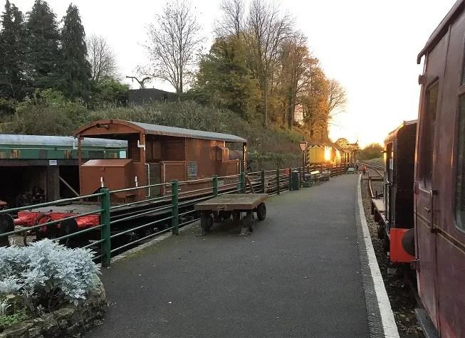 Midsomer Norton South station