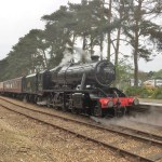 Top UK Steam and Diesel Train Trips