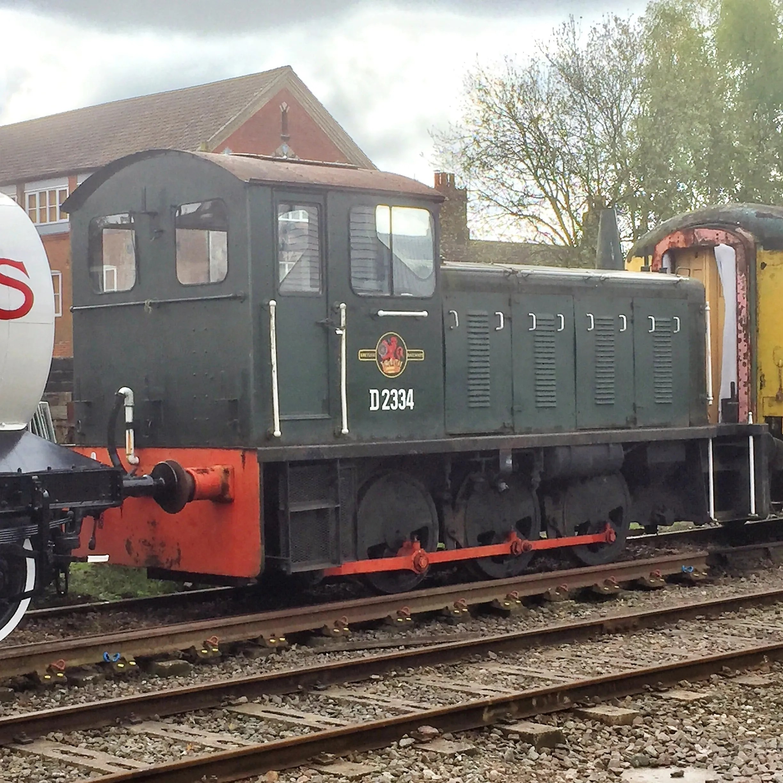 Class 04 diesel shunter