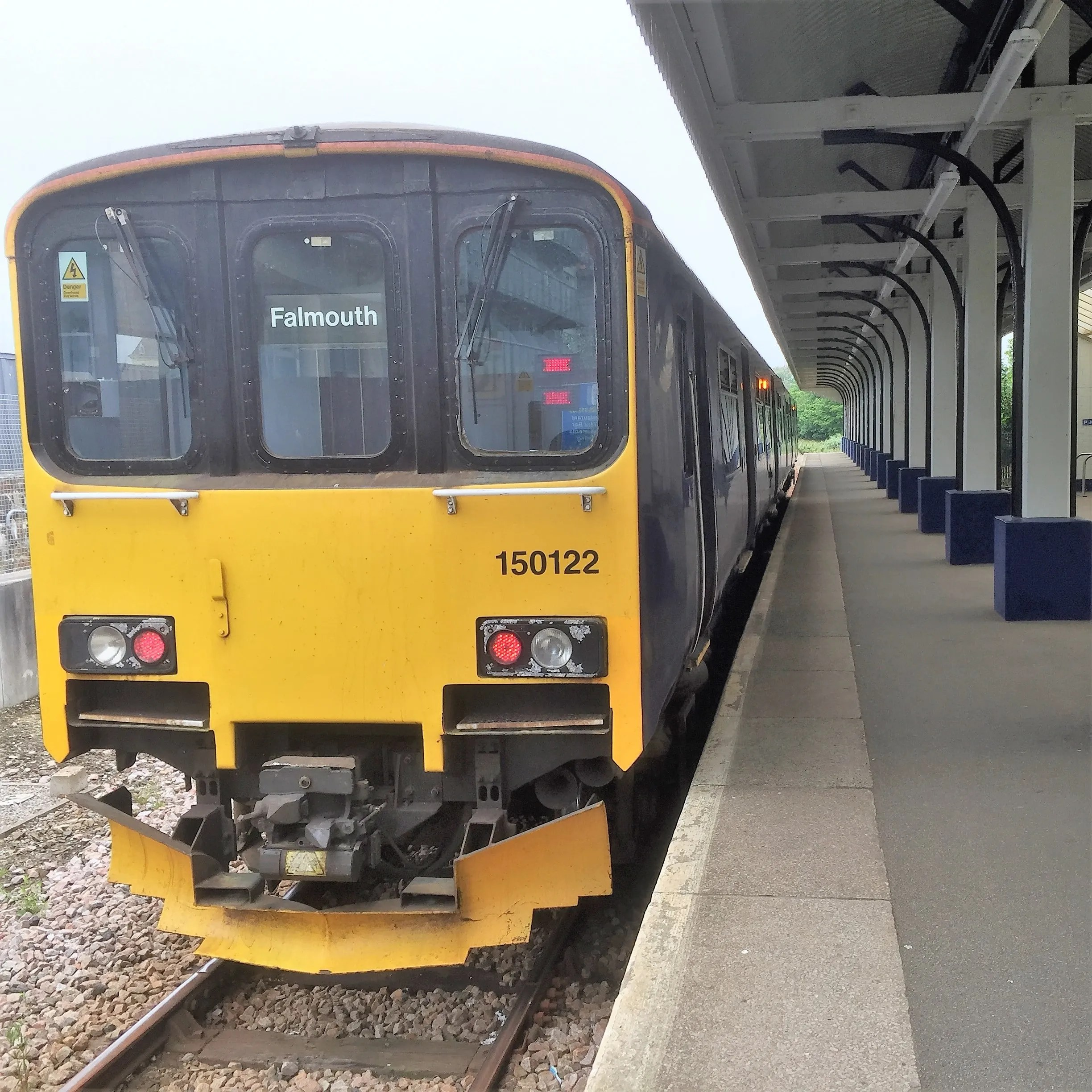 Production Class 150/1 in service with Great Western Railway