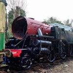 The Remarkable Survival of Steam Locomotive 80150