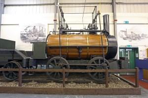 Third Oldest Steam Locomotive - Killingworth Billy - Stephenson Railway Museum
