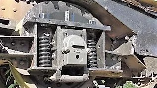 Various new components for the Trailing Truck