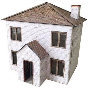 detached house model