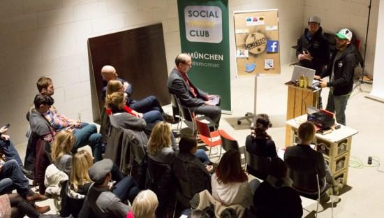 Social Media Club München im Impact Hub
