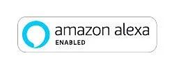 Amazon Alexa Enabled