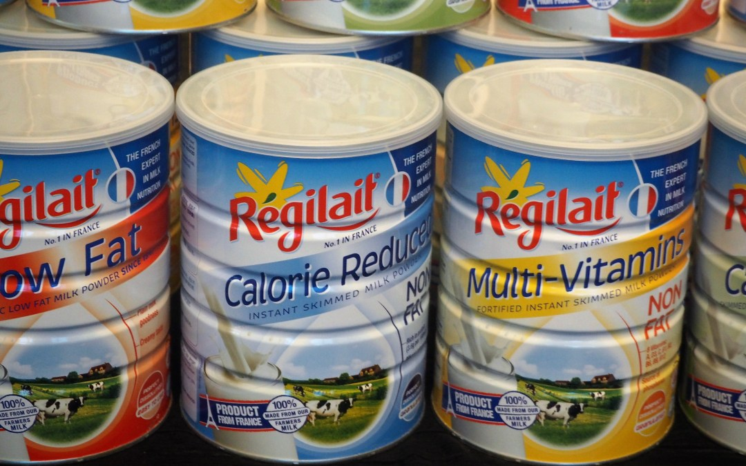 {Media Launch} REGILAIT, the French leader in milk nutrition, arrives in Singapore!