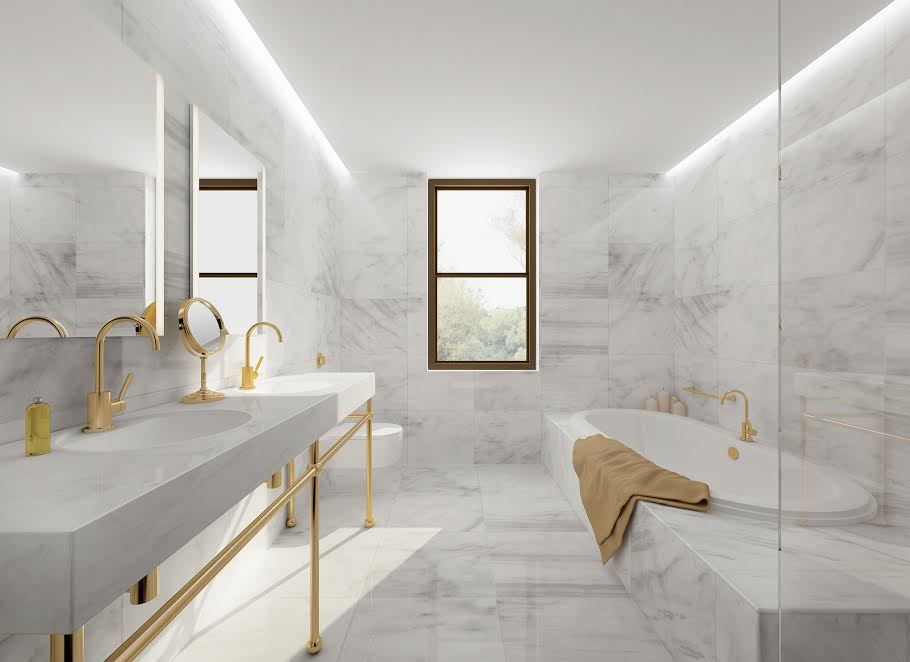 To Use or Not to Use Natural Marble for Flooring - RainbowDiaries ...