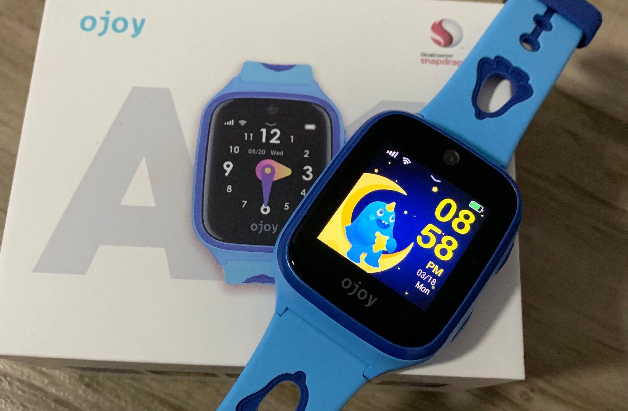 {Review} Ojoy A1 SmartWatch Phone – Be connected with your kids always