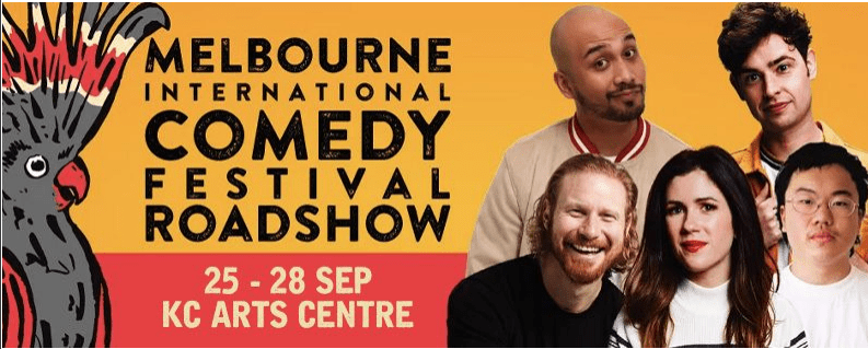 Australia's Biggest Comedy Festival is Coming Back to Singapore!