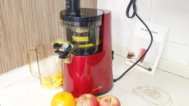 Juicing our way to health with Hurom Slow Juicer