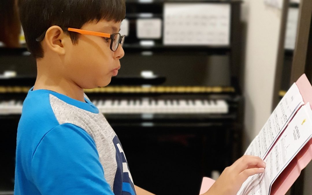 Getting musical with Aureus Academy