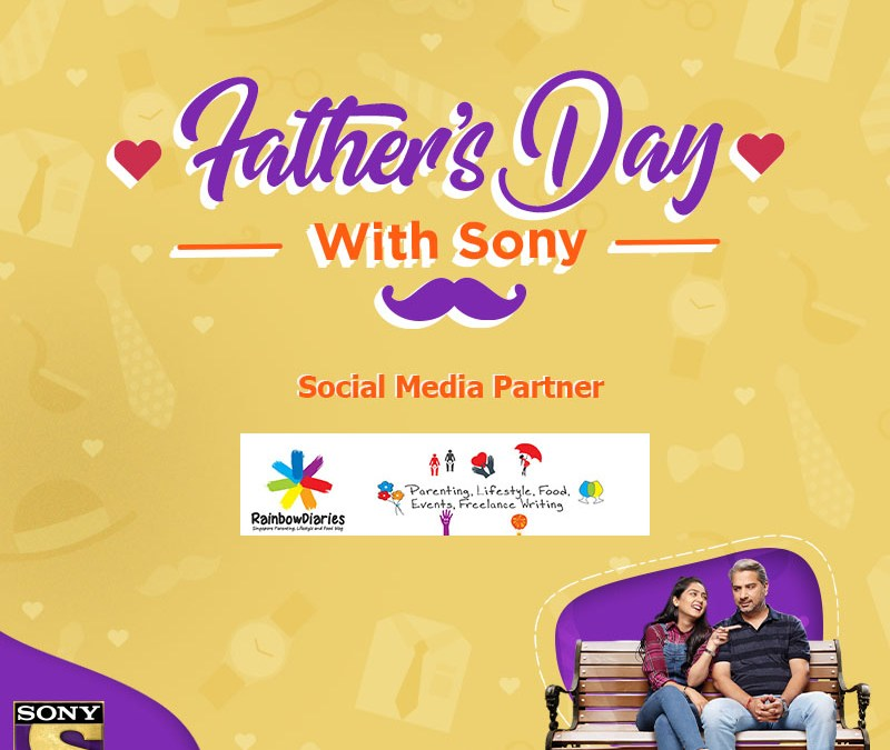 Celebrate Father's Day with Sony and Get Featured on TV!