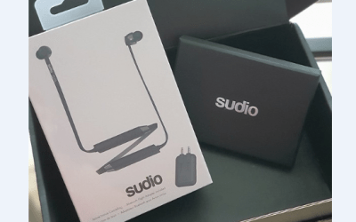 Sudio Earphones Review + Discount Code: Sudio Elva Brings Neckband Back and We Love It!