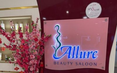 Premium Customized Facial at Allure Beauty Saloon